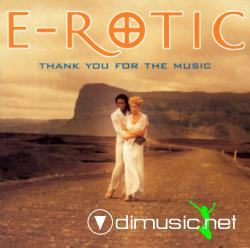E-ROTIC-thank you for the music   1997
