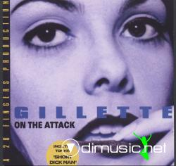 GILLETTE-on the attack  1995