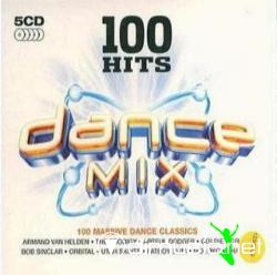 V.A. - 100 Hits Dance Mix (2008) 5 CD's