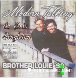 MODERN TALKING & Eric Singleton & Back For Good (1998)