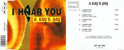 A.Kay B.Jay - I Hear You 1994