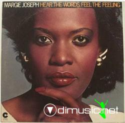 Margie Joseph - Hear The Words, Feel The Feeling - 1976
