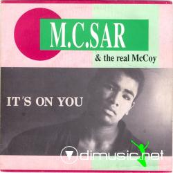 M.C.Sar & The Real McCoy-It's On You (1990)