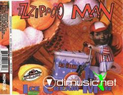 Zzzippoo Man - 1995 - Ice Cream Man