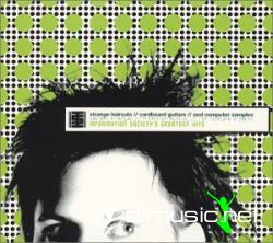 INFORMATION SOCIETY - GREATEST HITS STRANGE HAIRCUTS (2001) *