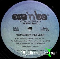FRESH BAND - COME BACK LOVER (1983) (320 KBPS)
