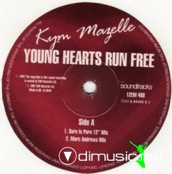 Kym Mazelle - Young Hearts Run Free (1997)