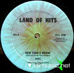 Ahzz - New York moving (1981)