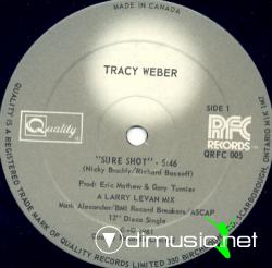 Tracy Weber - Sure Shot (1982)