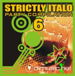 Strictly Italo Party Compilation Vol 6 - 2008