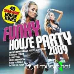 Funky House Party 2009 (2CD)