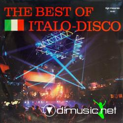 The Best Of Italo Disco vol.01 ZYX Music