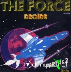 Droids - The Force  - 7'' Single - 1977