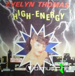 Evelyn Thomas - High Energy  - 12'' Vinly - 1984