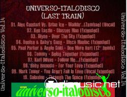 VA Universo - Italodisco  Vol 14 (Last Train)