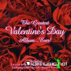 The Greatest Valentine's Day Album.. Ever!