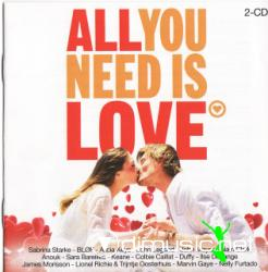 VA - All You Need Is Love 2008 [2cds]