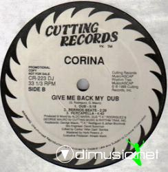 Corina - Give Me Back My Heart