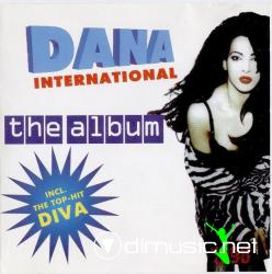 DANA INTERNATIONAL-The Album (1998)