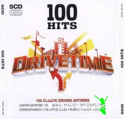 100 Hits Drivetime - 100 Classic Driving Anthems (2008)