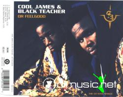 Cool James & Black Teacher - Dr Feelgood