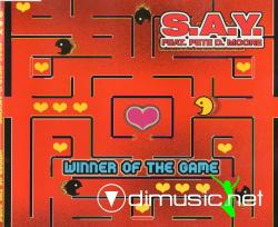 S.A.Y. Feat. Pete D. Moore - Winner Of The Game