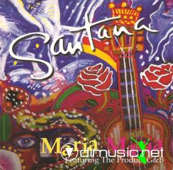 Cover Album of Santana feat The  Producz G & B - Maria Maria