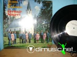 Heritage Singers - Hymns We Remember [rare}