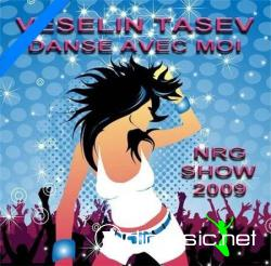Cover Album of Veselin Tasev - Danse Avec Moi 005 (16-02-2009)
