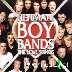 Ultimate Boy Bands - The Love Songs (2009)