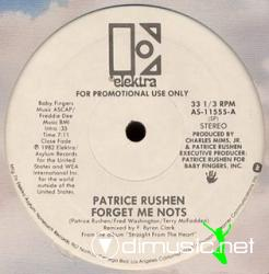 Patrice Rushen - Forget Me Nots 12 Inch (1982)