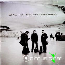 U2-All That You Can't Leave Behind (2000)