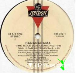 Bananarama - I Cant' Help It 12 Inch (1987)