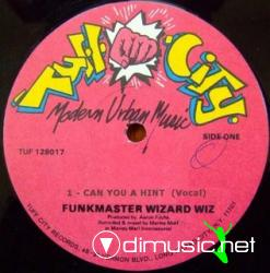 Funkmaster Wizard Wiz - Can't You Take 12Inch (1986)
