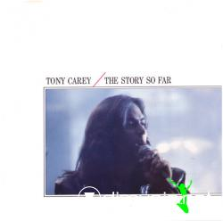 TONY CAREY-The Story So Far (1989)