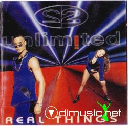 2 UNLIMITED-Real Things (1994)