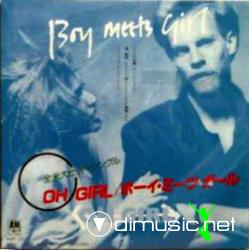 Boy Meets Girl - Oh Girl - 12'' Single - 1989
