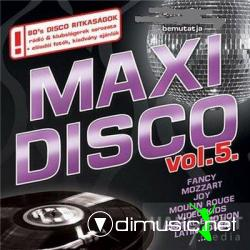 VA - Maxi Disco Vol 05 2009
