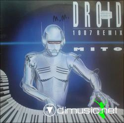 Mito - Droid (1987 Remix) - Vinly 12 (1987)