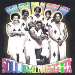 Soul Brothers Six - Funky Funky Way Of Makin' Love (CD)