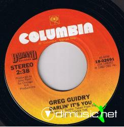 Greg Guidry - Goin' Down (1982)