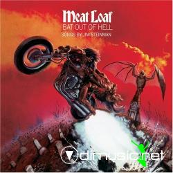 Meatloaf - Bat Out of Hell (1977)