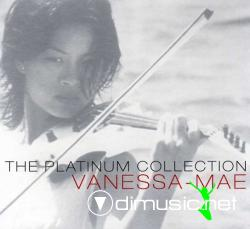 Vanessa Mae - The Platinum Collection (3CD) (2003)[MP3]