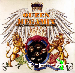 Queen -Megamix- (non stop mix)