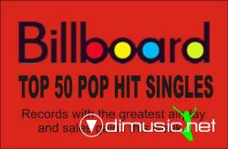 Billboard Top 50 Singles (February 2009)