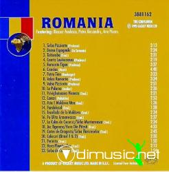 Music around the world Romania [Album full LIMITED EDITION 1995]