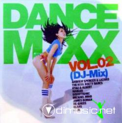 Dance Mixx Vol. 02 (DJ-Mix) (2009)