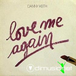 Danny Keith - Love Me Again (Vinyl, 12'')  1984
