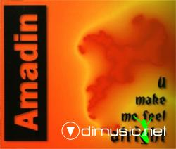 AMADIN FEAT. JESSICA FOLKER - U MAKE ME FEEL ALLRIGHT