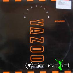 "YAZOO - SITUATION (REMIX) (12"" MAXI SINGLE - 1990)"